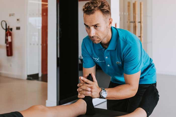 A Ativação muscular permite corrigir desequilíbrios musculares