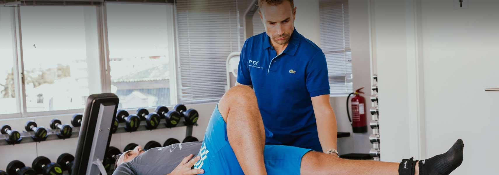 Um personal trainer é um profissional altamente qualificado que assegura resultados de umaforma segura.