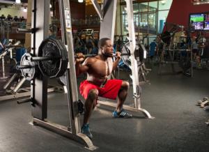 Músculomais fortes conseguem imprimir maior velocidade