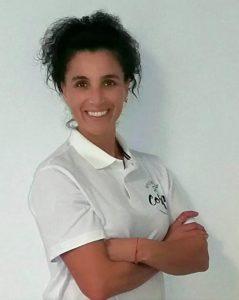 Flor Alves Diretora Técnica/Fisioterapeuta da Oficina do Corpo (Olhão), é também atleta amadora de trail running e no ano atual está a realizar o circuito nacional de trail longo da ATRP.