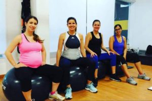 Nos dias de hoje é importante fazer exercício na gravidez e no pós-parto.