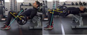 Análise biomecânica do Hip Thrust