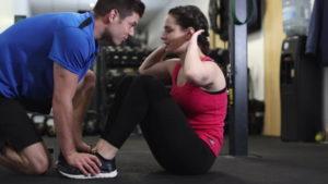 """Será que o exercício, conhecido com a nomenclatura de """"abdominal crunch"""" se adequa a todas as pessoas?"""