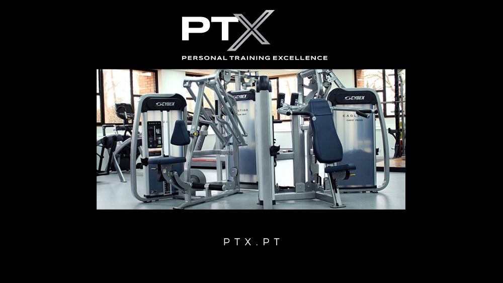 Máquinas de musculação PTX