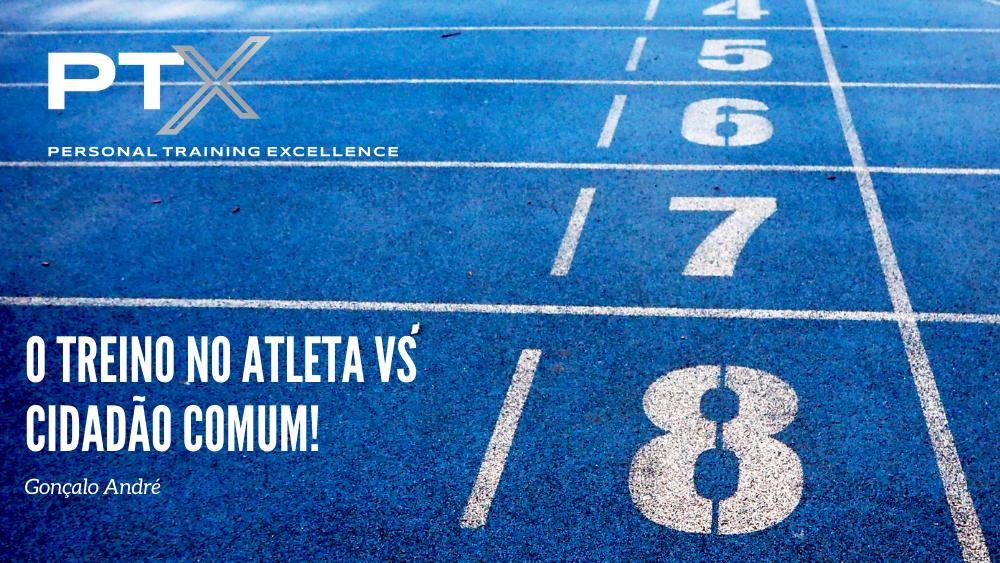 atleta vs comum
