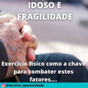 Idoso e o Exercício Físico - Professor Rui Bessa