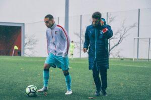 """Segundo João Alves: """"É imprescindível que cada jogador consiga otimizar as suas competências físicas individuais."""""""