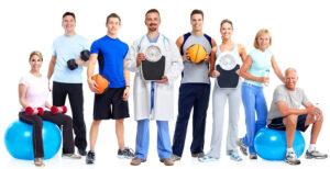 Profissionais do exercício ou profissionais da saúde?