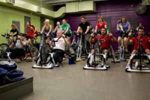 A inclusividade no fitness.